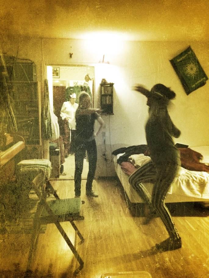 Dans DIL Sofia och Karolina 2012