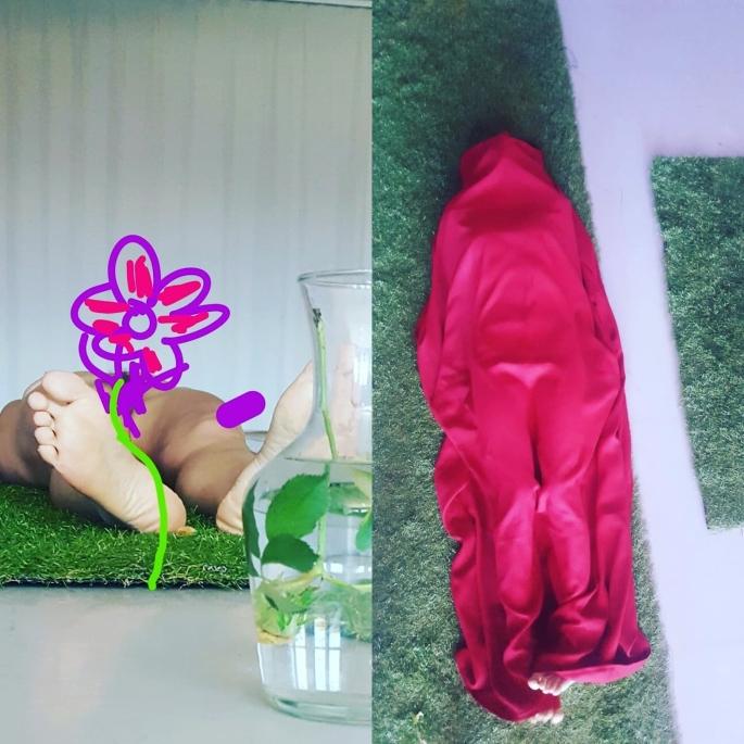 Paloma och Ninoska funeral 12 juni 2018